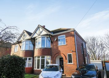 Thumbnail 3 bedroom semi-detached house for sale in Carrholm View, Chapel Allerton, Leeds