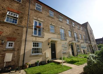 Thumbnail 4 bed town house for sale in Squirrel Chase, Witham St Hughs, Lincoln