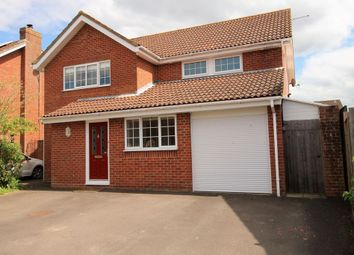 Thumbnail 4 bed detached house for sale in Rowan Close, Swanmore