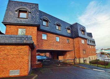 Thumbnail 2 bed flat for sale in St. Giles Court, Wrexham