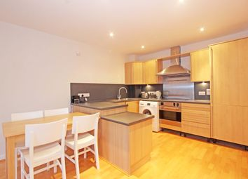 Thumbnail 1 bed flat to rent in Mill Pond Close, Vauxhall, London
