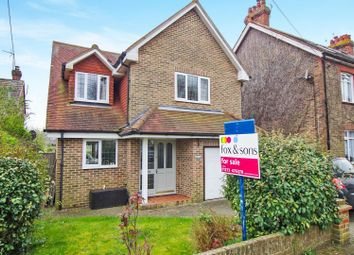 Thumbnail 4 bed detached house for sale in Chapel Road, Plumpton Green, Lewes