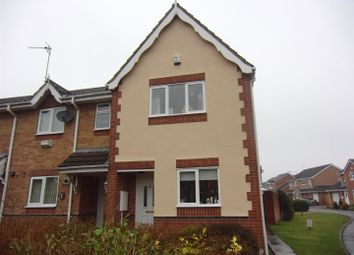 Thumbnail 2 bed town house to rent in Farriers Place, Castleford