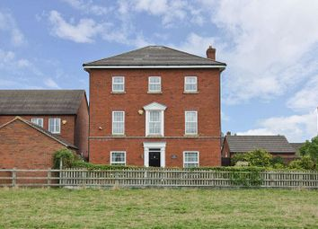 Thumbnail 5 bed detached house for sale in Chatterton Avenue, Sandfields/Darwin Park, Lichfield