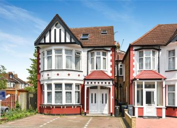 Thumbnail 2 bed flat for sale in Lodge Drive, Palmers Green, London