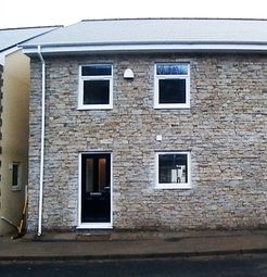 Thumbnail 4 bed semi-detached house for sale in Plot 2 Brynhyfryd Street, Cwmaman, Aberdare