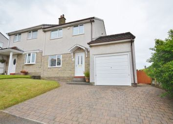 Thumbnail 3 bed semi-detached house for sale in Burton High Close, Harras Moor, Whitehaven
