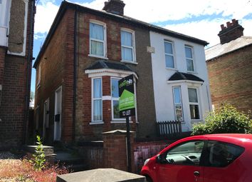 Thumbnail 1 bed flat to rent in Hughdenden Road, High Wycombe