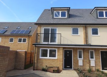 Thumbnail 4 bedroom semi-detached house for sale in Schoolfield Road, West Thurrock