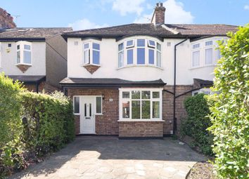 Thumbnail 3 bedroom property to rent in Heath Drive, London