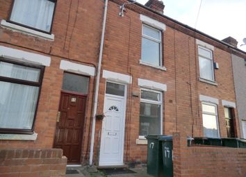 Thumbnail 3 bedroom terraced house to rent in Somerset Road, Coventry