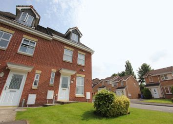 Thumbnail 3 bed semi-detached house to rent in Greendale Drive, Radcliffe, Manchester