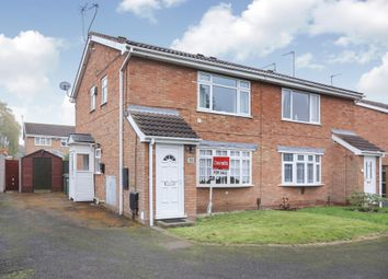 Thumbnail 1 bed flat for sale in Northover Close, Pendeford, Wolverhampton