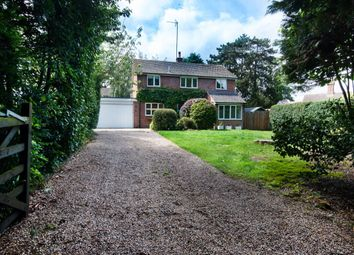 Thumbnail 4 bed detached house for sale in Park Road, Stansted
