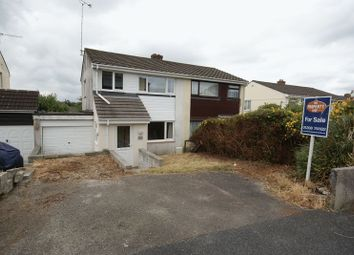 Thumbnail 3 bed property for sale in Foster Drive, Bodmin