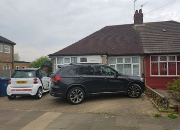Thumbnail 4 bed bungalow to rent in Somervell Road, Harrow