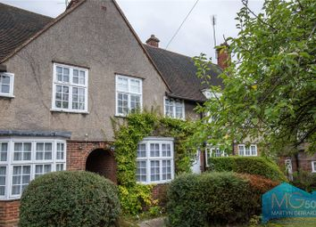Thumbnail 2 bed terraced house for sale in Midholm, Hampstead Garden Suburb, London