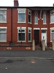 Thumbnail 3 bedroom shared accommodation to rent in Parkfield Street, Rusholme, Manchester