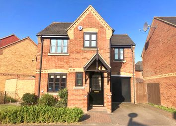 Thumbnail 3 bedroom detached house for sale in St Helens Grove, Monkston, Milton Keynes