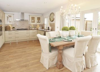 """Thumbnail 4 bedroom detached house for sale in """"Holden"""" at Welbeck Avenue, Burbage, Hinckley"""