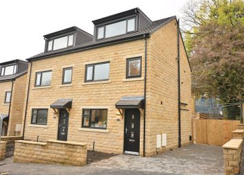 Thumbnail 3 bed semi-detached house for sale in Plot 3 Newstead View, Hall Road, Bradford, West Yorkshire