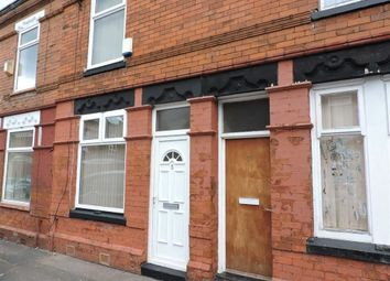 Thumbnail 2 bedroom terraced house for sale in Prestage Street, Longsight, Manchester