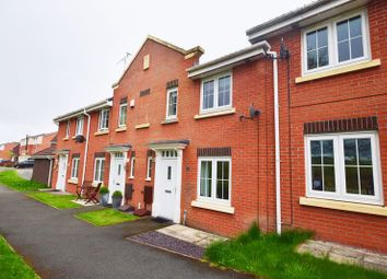 Thumbnail 3 bed mews house for sale in Emerald Way, Milton, Stoke-On-Trent