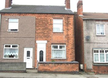 Thumbnail 2 bed semi-detached house to rent in Prospect Street, Alfreton