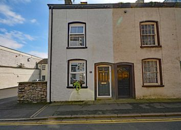 Thumbnail 3 bed terraced house for sale in Cavendish Street, Ulverston, Cumbria