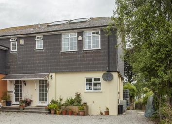 Thumbnail 3 bed semi-detached house for sale in Fore Street, Tregony, Truro