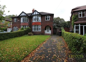 Thumbnail 3 bed semi-detached house to rent in Cavendish Road, Salford