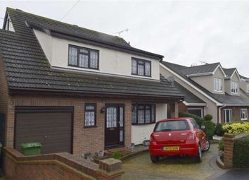 Thumbnail 4 bed detached house for sale in Highlands Road, Basildon, Essex