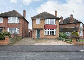 Thumbnail 3 bed detached house for sale in Bradbourne Avenue, Wilford, Nottingham