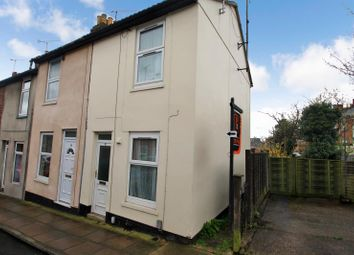 Thumbnail 2 bedroom end terrace house to rent in Suffolk Road, Ipswich, Suffolk