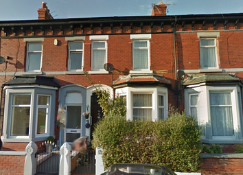 Thumbnail 3 bed terraced house for sale in St Albans Road, Blackpool