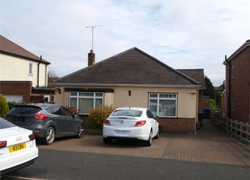 Thumbnail 2 bedroom detached bungalow to rent in Harlaxton Street, Burton-On-Trent, Staffordshire