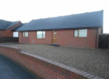 Thumbnail 3 bed detached bungalow to rent in Northfield Park, Annan
