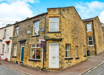 Thumbnail 2 bed end terrace house for sale in Industrial Road, Sowerby Bridge