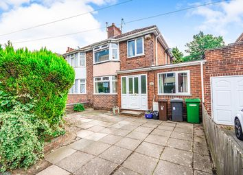 Thumbnail 3 bed semi-detached house to rent in Cadman Crescent, Wolverhampton