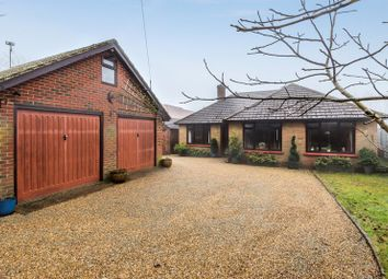 Thumbnail 3 bed detached bungalow for sale in Hussell Lane, Medstead, Alton, Hampshire