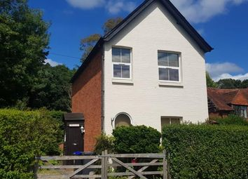 Thumbnail 3 bed cottage to rent in School Road, Windlesham