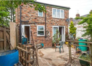 Thumbnail 1 bed detached house for sale in Ashfield Street, York