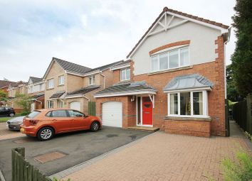 4 bed detached house for sale in Curlew Brae, Ladywell, Livingston EH54