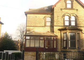 Thumbnail 6 bed semi-detached house to rent in Selbourne Grove, Bradford 9