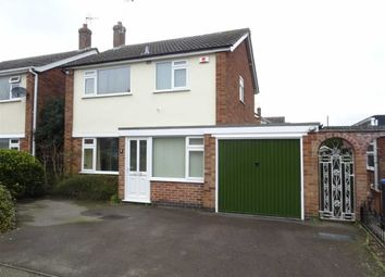 Thumbnail 3 bed detached house for sale in Alans Way, Newbold Verdon, Leicester