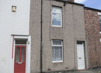 Thumbnail 2 bed terraced house to rent in Beaumont Street, Blyth