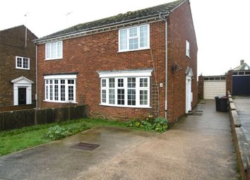 Thumbnail 3 bed semi-detached house to rent in The Horshams, Herne Bay, Kent