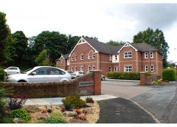 Thumbnail 2 bed flat to rent in Glastonbury Mews, Stockton Heath, Warrington