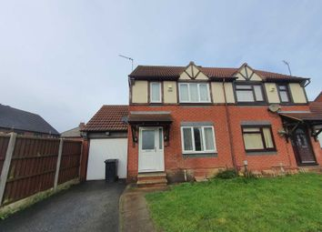 Thumbnail 3 bed semi-detached house to rent in Churchbank Way, Dewsbury