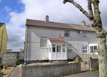 3 bed semi-detached house for sale in Wanstead Grove, Honicknowle, Plymouth, Devon PL5
